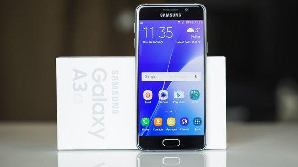 三星修复Galaxy A3(2016)无法充满电bug