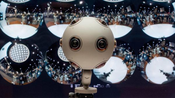 裁员310人 诺基亚叫停OZO VR相机开发
