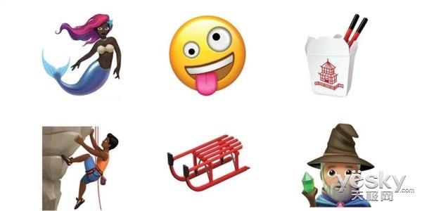 推特新Emoji只有iOS11才能看到