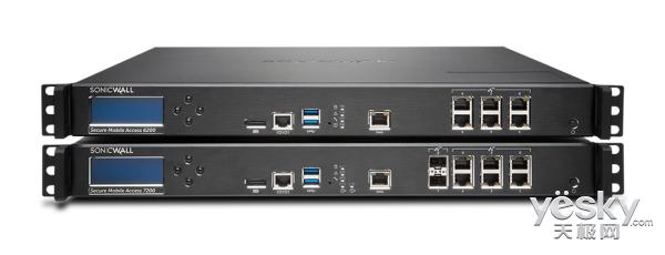 SonicWall推出全新网络安全产品及服务