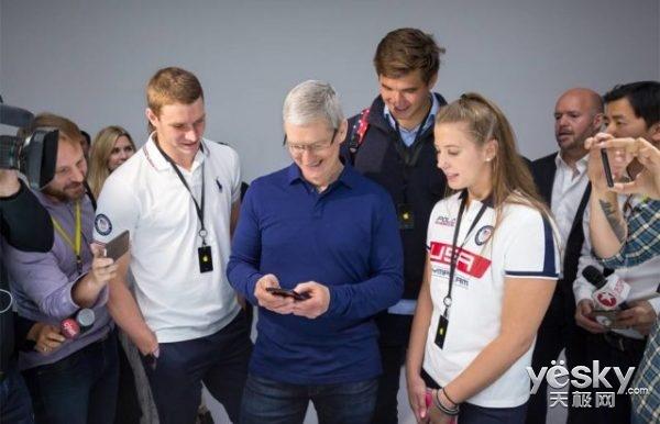 苹果CEO:未来AR将涌入各行各业 无所不在