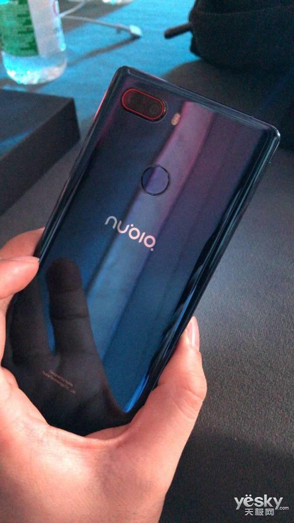 努比亚Z17s全面屏新机真容第一手曝光