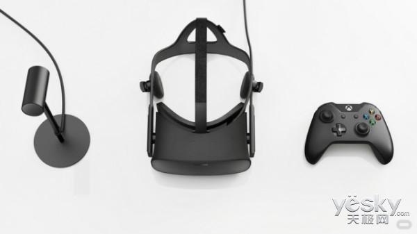 旗舰头显Oculus Rift降价:今后只卖399美元