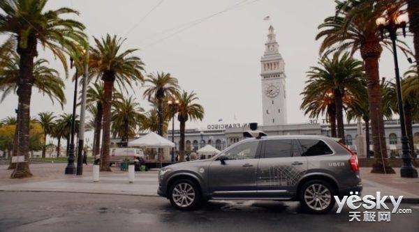 苹果又获新专利 美国加州允许无人车上路