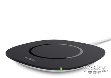 贝尔金®(BELKIN®)推出全新入门级BOOST↑UP™ Qi™无线充电器(5W)