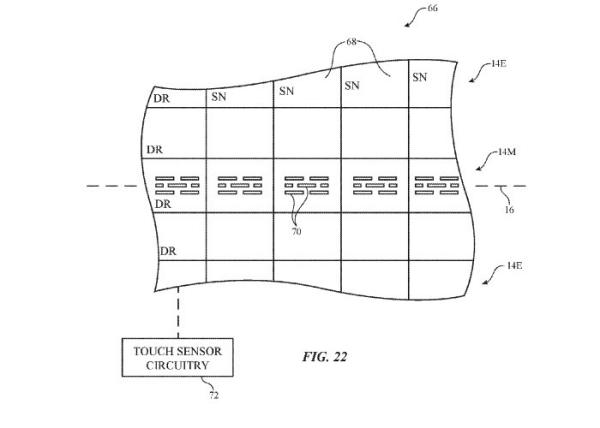 当真要推可折叠iPhone 苹果可叠屏专利曝光
