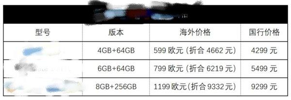 华为Mate10旗舰今晚发布 曝国行4299元起步