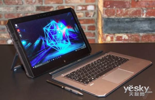 惠普平板ZBook x2 四核i7+M620显卡