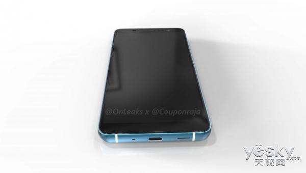新增冰蓝色 HTC U11 Plus带着全面屏来了