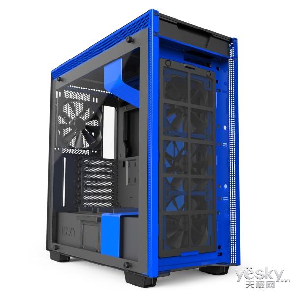 迈入智能机箱时代 NZXT发布全新H系列机箱