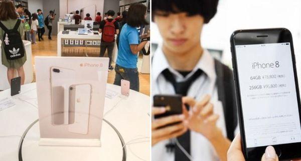 供应链:苹果砍掉iPhone 8系列一半订单