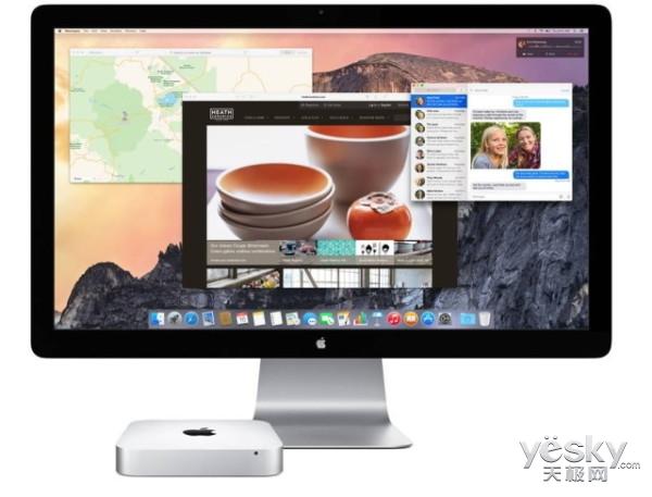 库克:Mac Mini仍是苹果产品线的重要部分