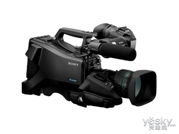 徕卡推20片光圈镜头 索尼推FB80便携摄像机