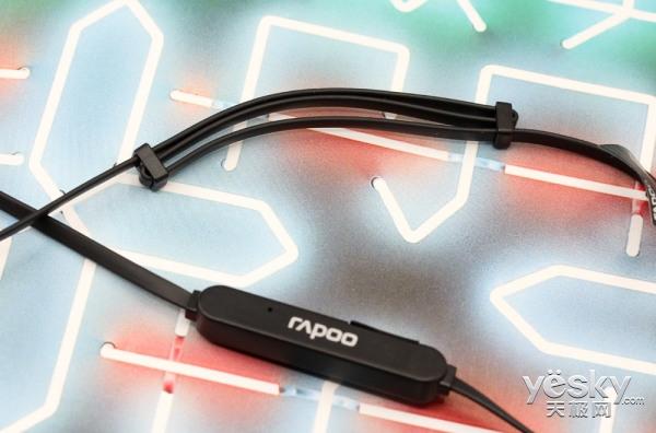 雷柏VM300蓝牙游戏耳机评测
