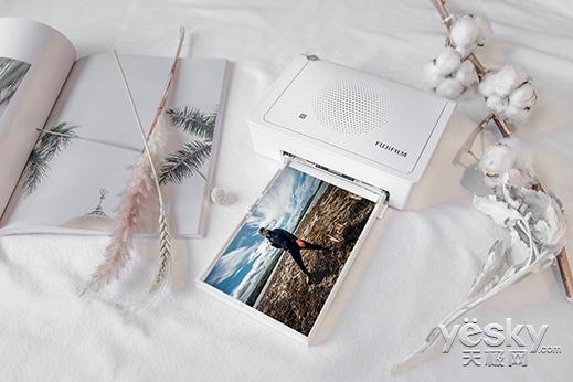 富士数码照片打印机Princiao Smart闪耀上市