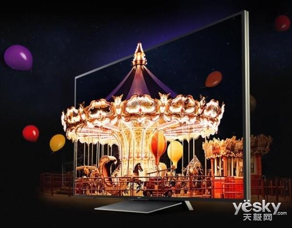 看电视大屏才够爽!五款大尺寸电视推荐