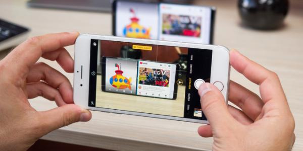 史上最公平的摄像头对比:iPhone8P VS Note8
