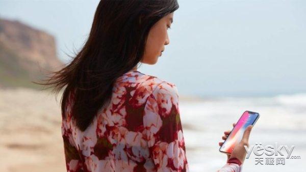 明年苹果手机续用iPhoneX同款FaceID传感器?