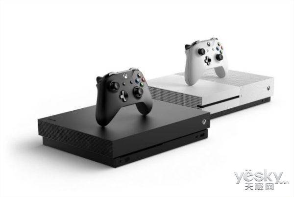 Xbox One X主机将延期上市?微软:这是假的
