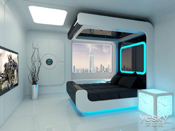 打造心仪智能卧室 这些家居一件都不能少