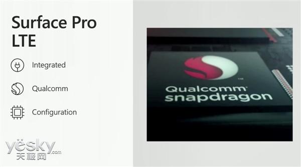 微软:Surface Pro LTE续航几乎等同于WiFi版