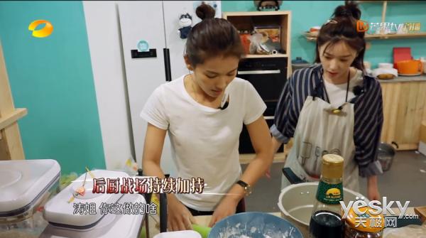 吵闹中的甜蜜日常,刘涛做了什么让人秒哭?