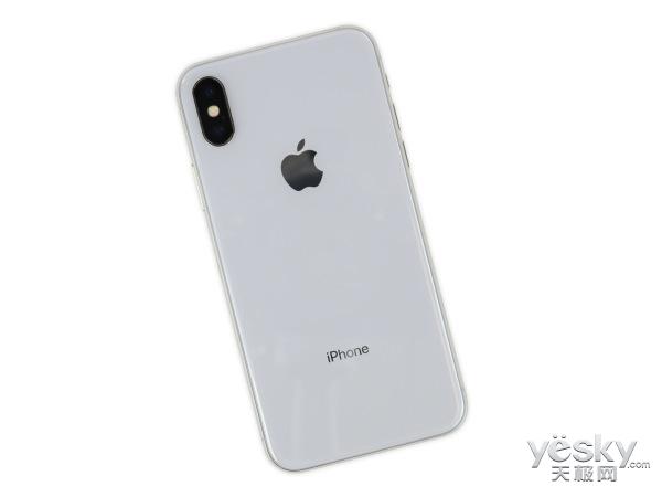iPhone X拆解: