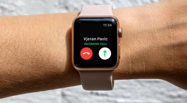 Apple Watch 3离奇bug 询问Siri天气会崩溃