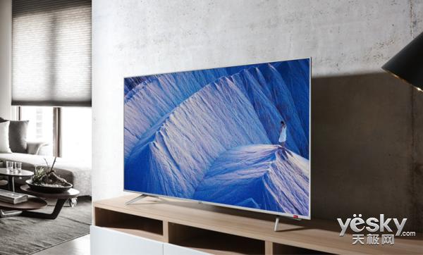 高颜值+高智商 TCL A860U超纤薄AI电视