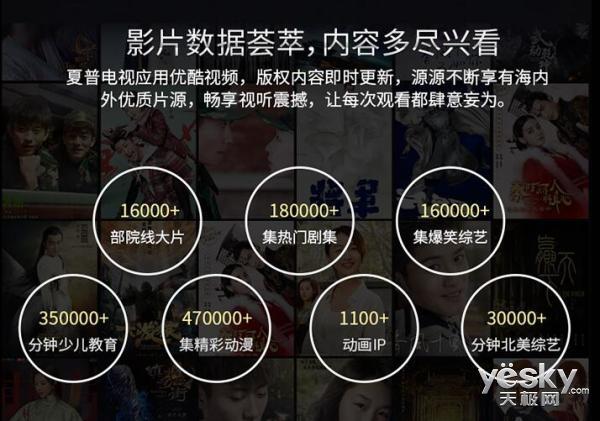 2699元就能买到50��4K电视?夏普双11满足你