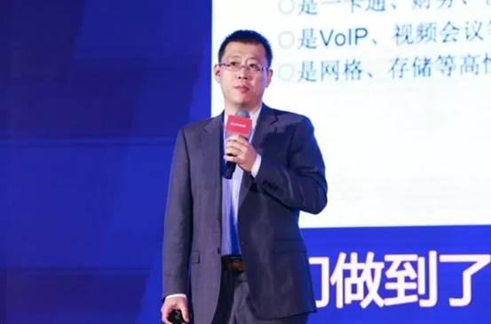 大连理工大学网络与信息化中心副主任于广辉