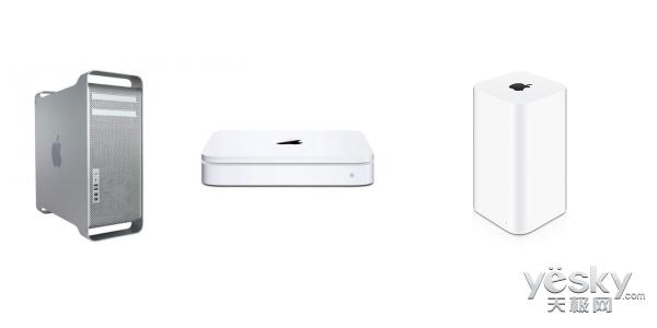 苹果宣布淘汰第五代AirPort Extreme路由器