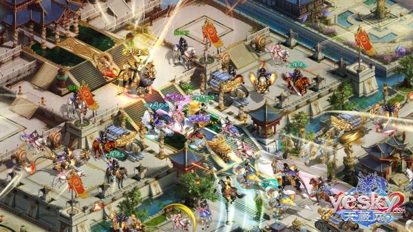 《征途2手游》中的竞技元素