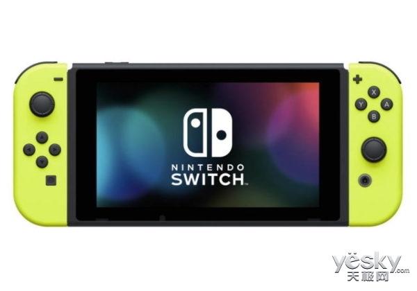 任天堂Switch下财年产量或将达3000万台