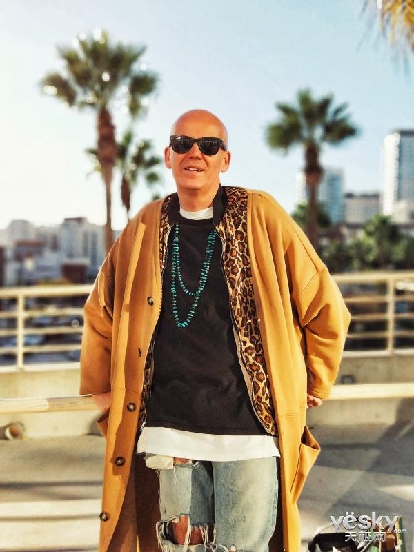 OPPO R11s洛杉矶人像街拍 每张都是杂志大片