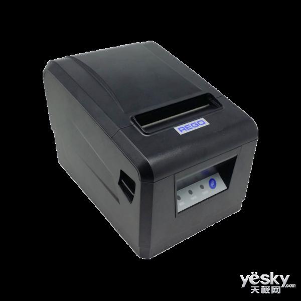 经典升级 瑞工科技桌面标签打印机RG-LP80D