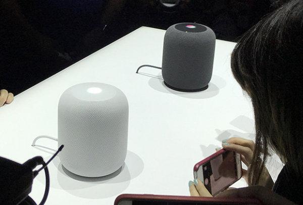 苹果新一代HomePod智能音箱或支持人脸识别