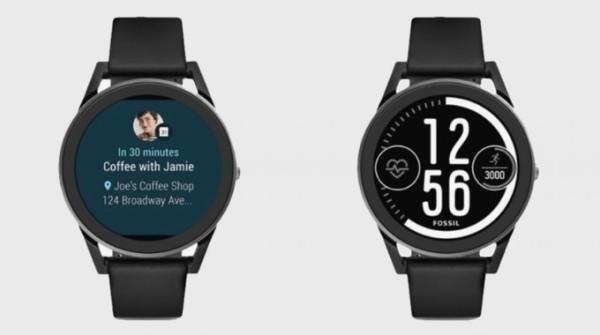 Fossil发布首款运动型智能手表Q Control