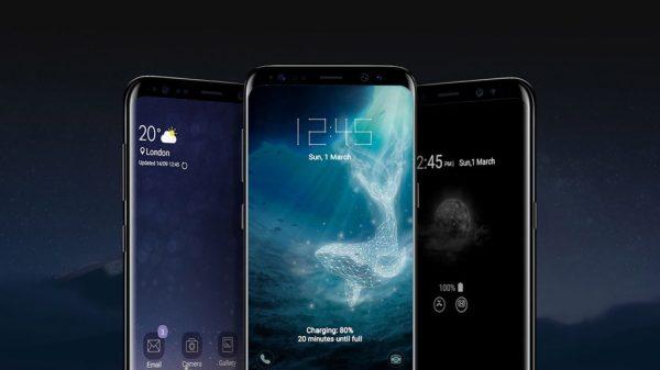 传三星S9提前发布 会有类似iPhoneX的新花样