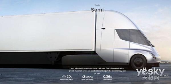 每日IT极热 特斯拉发布电动半挂卡车 三星S9或亮相MWC2018