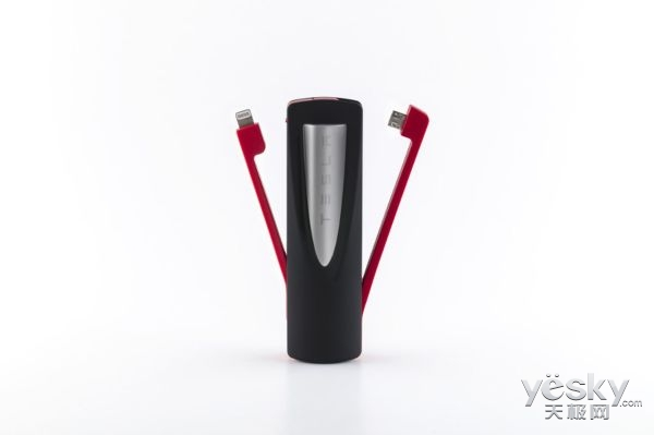 """只要45美元! 特斯拉推出可以给手机充电的""""超级充电桩"""""""
