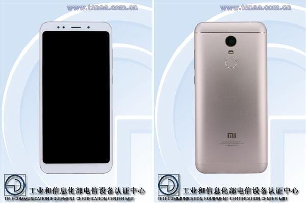 千元级全面屏手机红米Note 5意外现身国外电商网站 售199美元