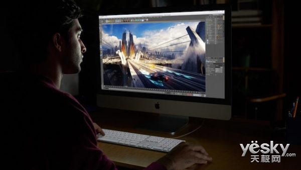 苹果全新iMac Pro或配A10 Fusion协同处理器