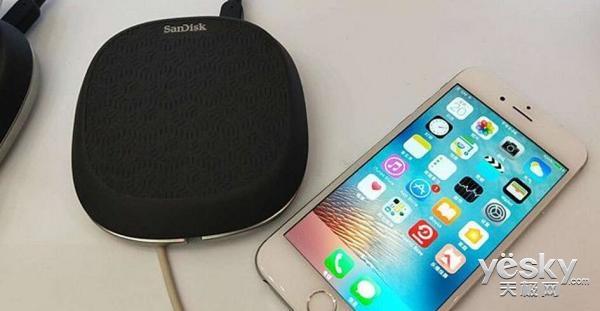 备份更简单 闪迪欣享让iPhone充电时自动备份