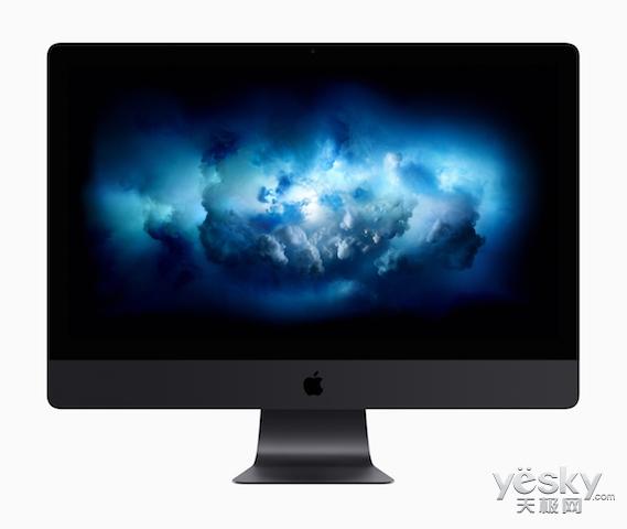 传苹果iMac Pro将支持数据连接:可用以防盗