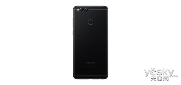 荣耀7X将登陆全球:平价手机也可以有全面屏设计