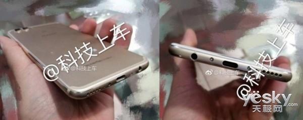 疑为华为Nova 3工程机谍照现身:全面屏设计也可前置指纹识别