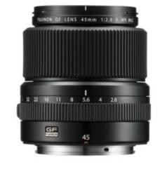 富士GFX中画幅人文镜头GF45mmF2.8 R WR上市开售