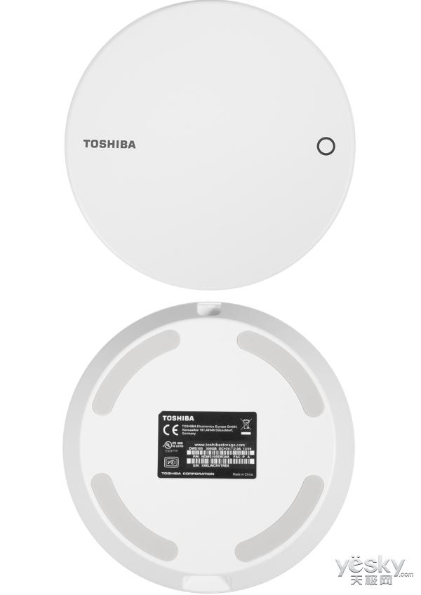 能做的更多 东芝Canvio for smart phone手机备份移动硬盘售549