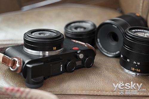 徕卡正式发布CL无反相机:复古风尚 向TL2看齐
